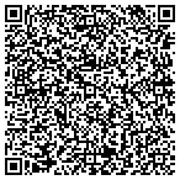 QR-код с контактной информацией организации МАОУ СОШ СРЕДНЯЯ ШКОЛА № 43