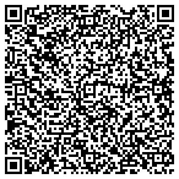 QR-код с контактной информацией организации ООО Домашняя семья