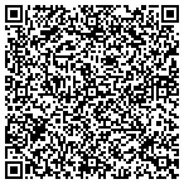 QR-код с контактной информацией организации Лапка Помощи, ЧП