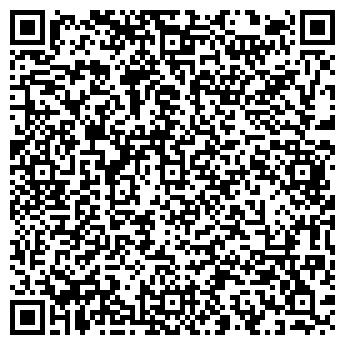 QR-код с контактной информацией организации ЗооЛюкс, ЧП