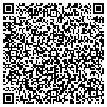 QR-код с контактной информацией организации ПромАрт, ООО