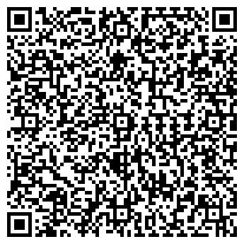 QR-код с контактной информацией организации Индукерн, ЧП