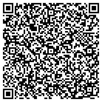 QR-код с контактной информацией организации Луч АО, ЗАО
