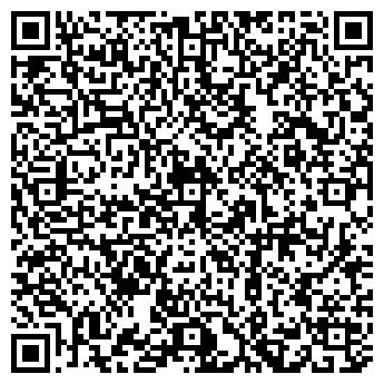 QR-код с контактной информацией организации Новые кролики