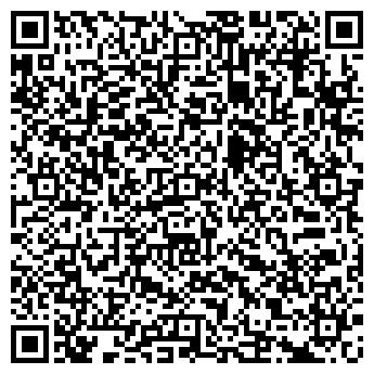 QR-код с контактной информацией организации Санветин, АХ ООО