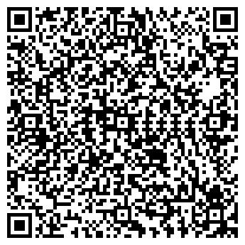 QR-код с контактной информацией организации Csodaret