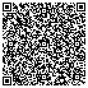 QR-код с контактной информацией организации ООО Евровет