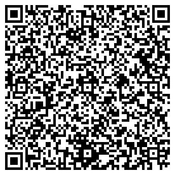 QR-код с контактной информацией организации ЮБИЛЕЙНАЯ ДШИ