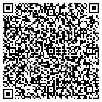 QR-код с контактной информацией организации Сенсориум, ЧП