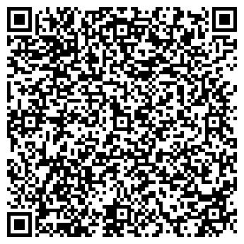 QR-код с контактной информацией организации ООО КлеверФуд