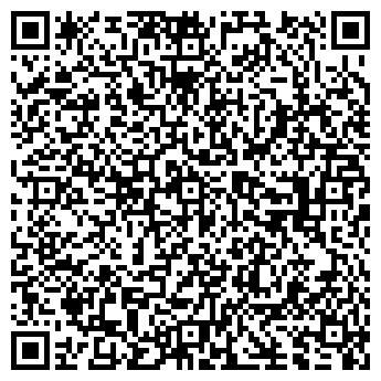 QR-код с контактной информацией организации Капсифарм, ТЧУП