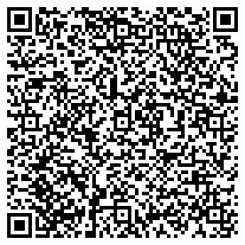 QR-код с контактной информацией организации Мэжимикс, УП