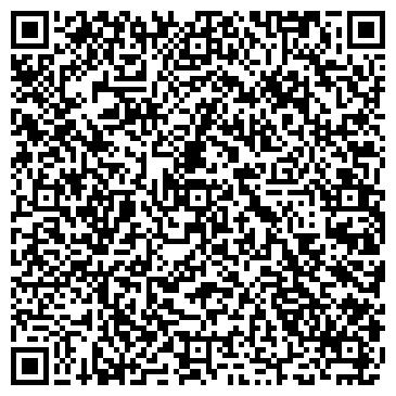 QR-код с контактной информацией организации Поух А. И., ИП