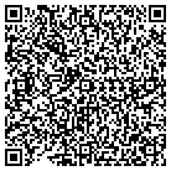 QR-код с контактной информацией организации СладКом, ООО