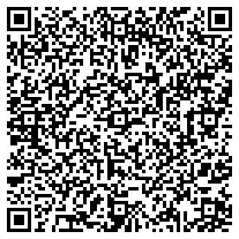 QR-код с контактной информацией организации Торговый дом АВС, ЧП