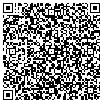 QR-код с контактной информацией организации Бланж, ЗАО
