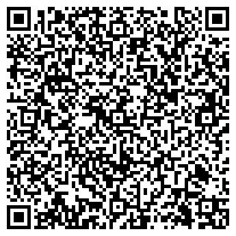 QR-код с контактной информацией организации Смак, ИЧУПП