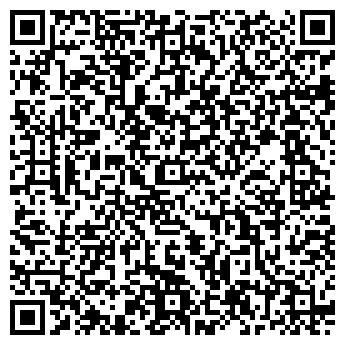 QR-код с контактной информацией организации ИНТЕРФЕЙС ПО, ООО