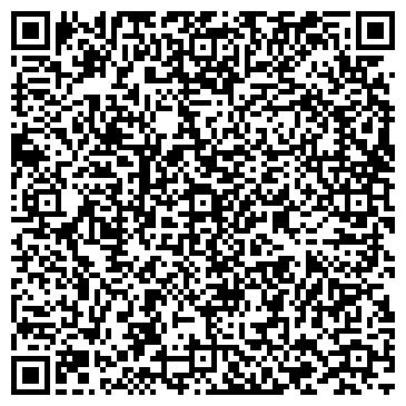 QR-код с контактной информацией организации Центр электронной коммерции, ЧУП