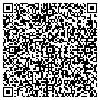QR-код с контактной информацией организации Технологос, ООО