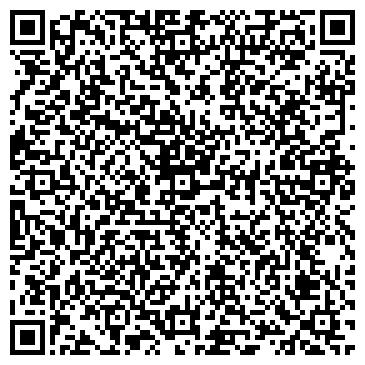 QR-код с контактной информацией организации Инэрис, ООО