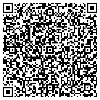 QR-код с контактной информацией организации Мёбиум, ООО
