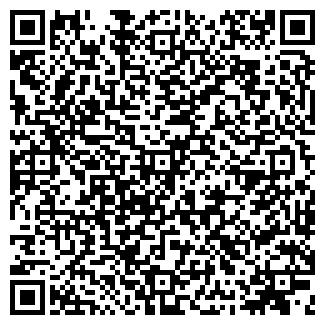 QR-код с контактной информацией организации АБФ, ООО
