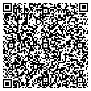 QR-код с контактной информацией организации Интерпед, ЧП