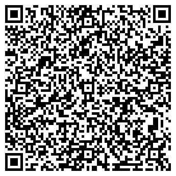 QR-код с контактной информацией организации Диэнай клаб, ЧП