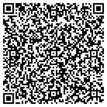 QR-код с контактной информацией организации Панаде, ООО