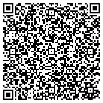 QR-код с контактной информацией организации Кинокс (Kinoks), TOO