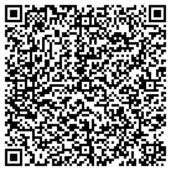 QR-код с контактной информацией организации ИП Кенжегузин