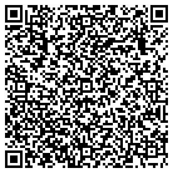 QR-код с контактной информацией организации АкваКристалл, ООО