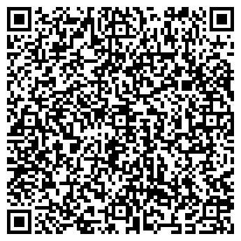 QR-код с контактной информацией организации Плодоовощ, ТПУКП