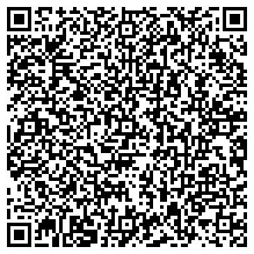 QR-код с контактной информацией организации Триада Люкс, ОДО
