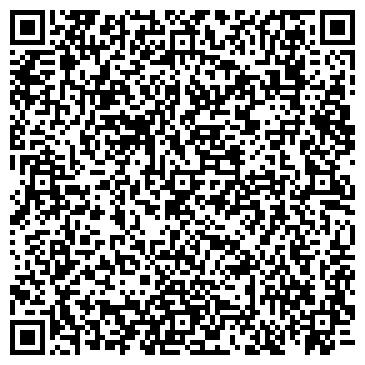 QR-код с контактной информацией организации Окуловский завод мебельной фурнитуры, ЗАО