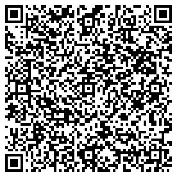 QR-код с контактной информацией организации Дрибин РАПТС