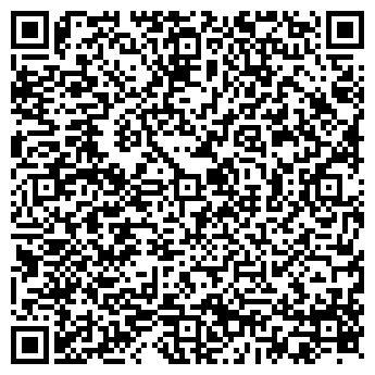 QR-код с контактной информацией организации Хлост, ООО