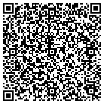 QR-код с контактной информацией организации Рыбовод