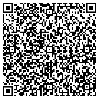 QR-код с контактной информацией организации Криница, ОАО