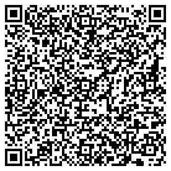 QR-код с контактной информацией организации АкваПроект, ООО