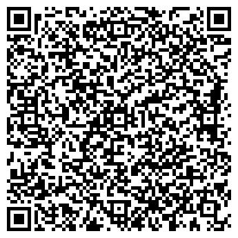 QR-код с контактной информацией организации Мироздание, ОДО