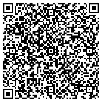 QR-код с контактной информацией организации Сенсор-плюс, УП