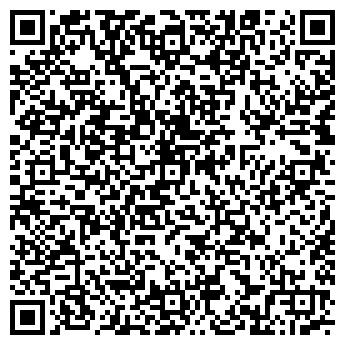 QR-код с контактной информацией организации Bonvous, ООО