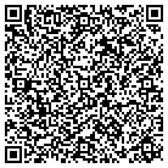QR-код с контактной информацией организации Гамма, ПФ