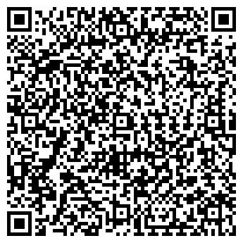 QR-код с контактной информацией организации АНТИКРИЗИС ОО