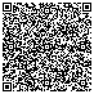 QR-код с контактной информацией организации Лазорь, ООО