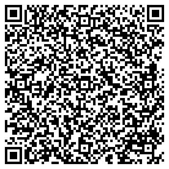 QR-код с контактной информацией организации АкваСенсор, ООО