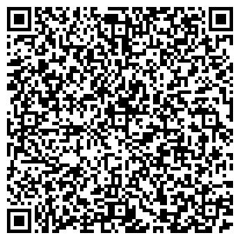QR-код с контактной информацией организации Тенфолд, ООО