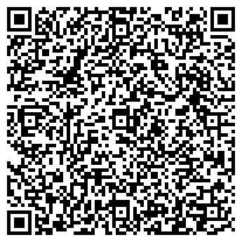 QR-код с контактной информацией организации Делаваль, ДП